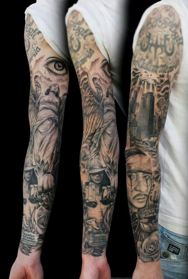 arm tattoos photo - 35