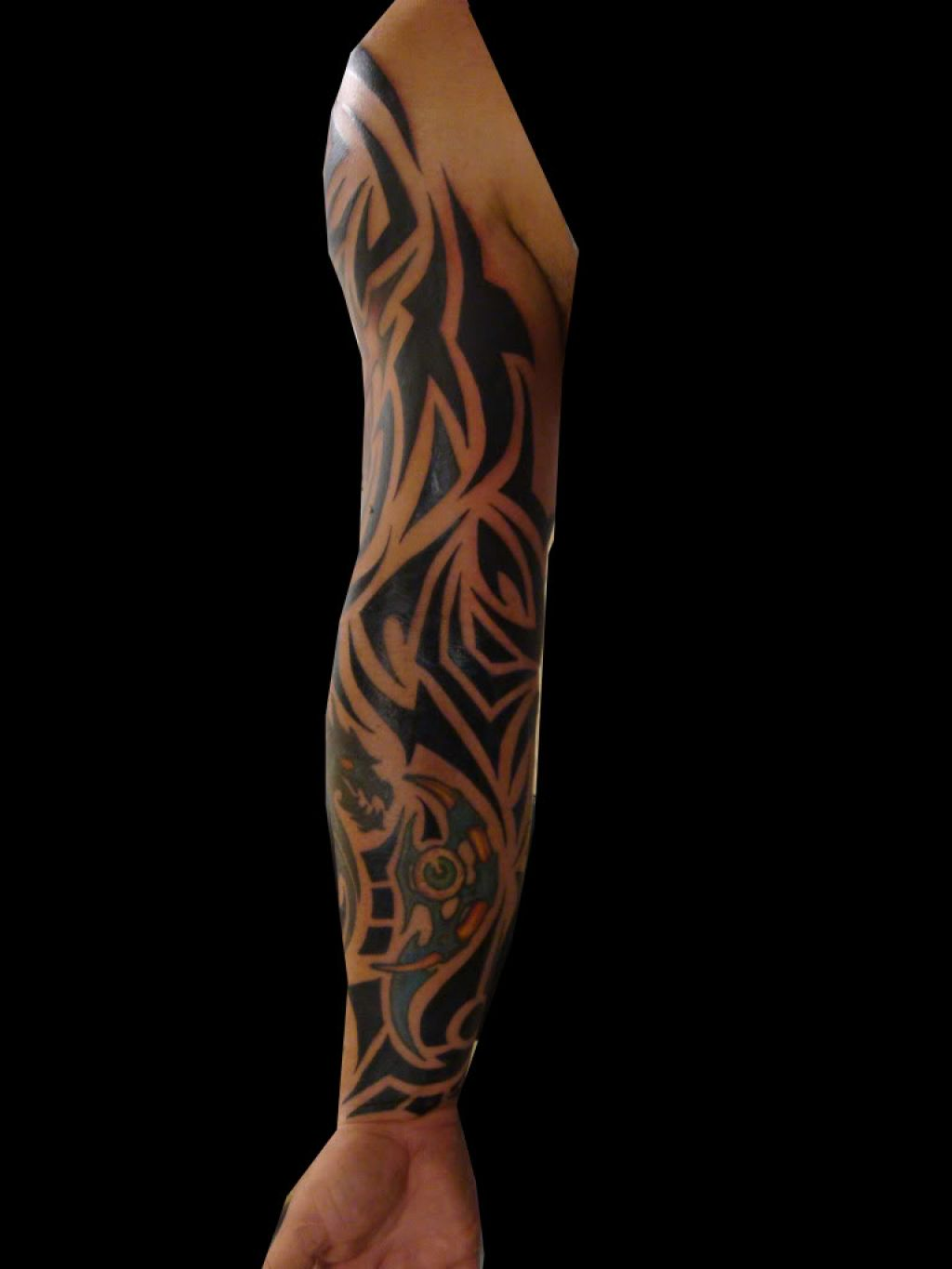 arm tattoos photo - 37