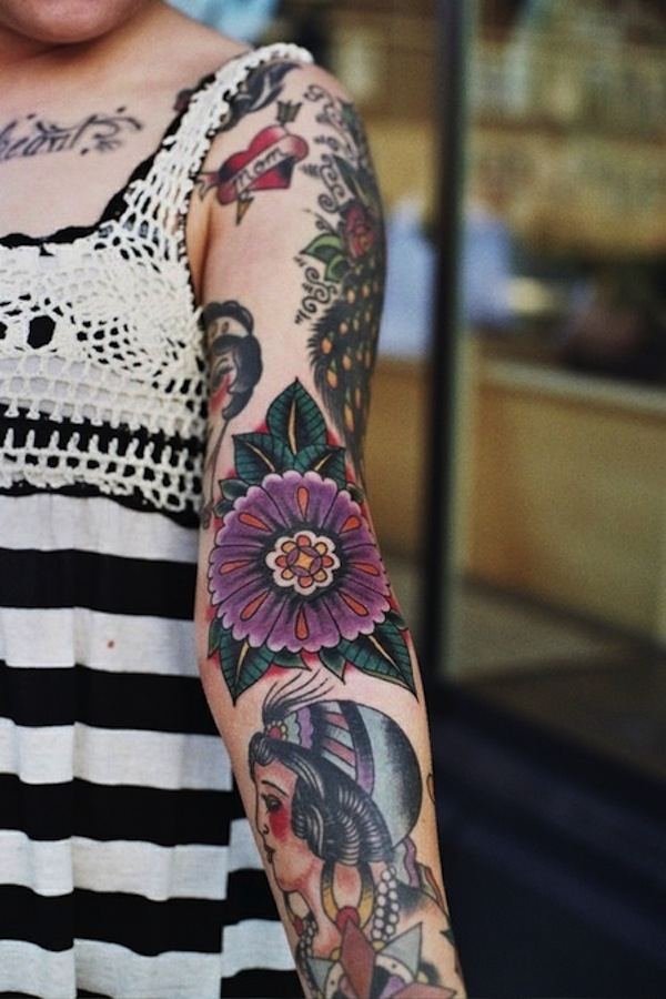 arm tattoos photo - 38