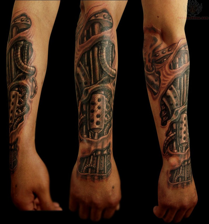 arm tattoos photo - 40