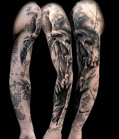 arm tattoos photo - 42