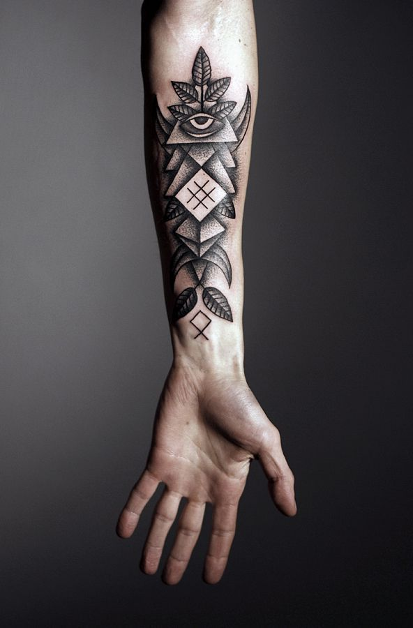 arm tattoos photo - 43