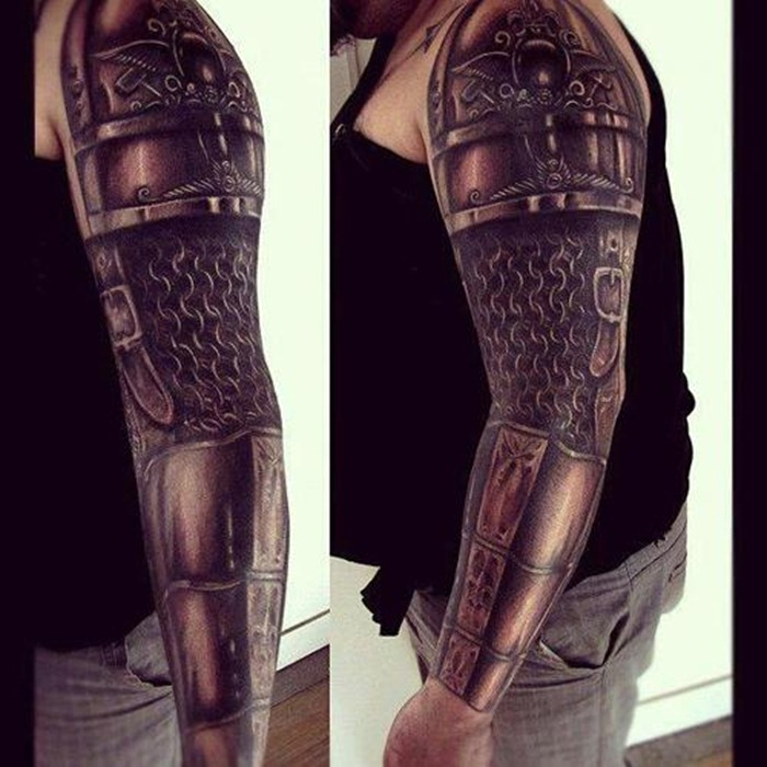 arm tattoos photo - 44