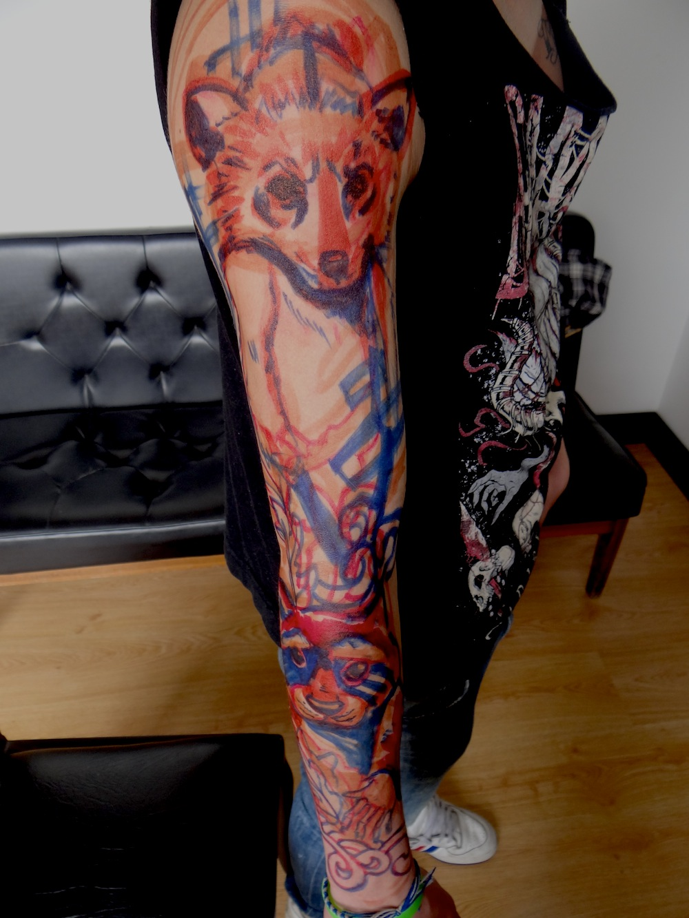 arm tattoos photo - 45
