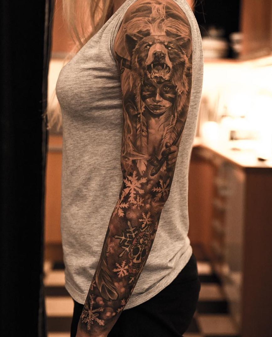 arm tattoos photo - 6