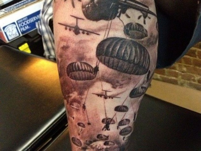 army tattoos photo - 18