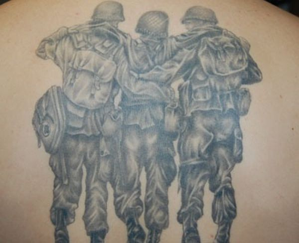 army tattoos photo - 20