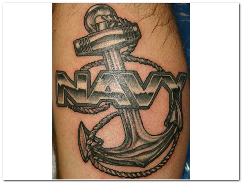 army tattoos photo - 28