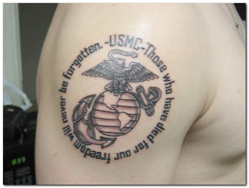 army tattoos photo - 30