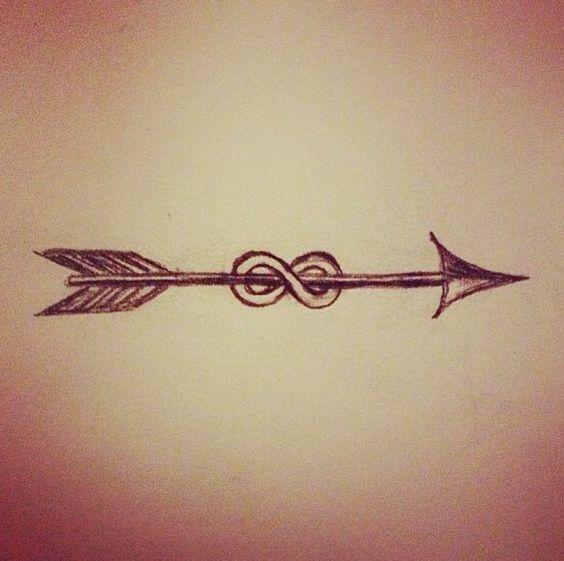 arrow tattoos photo - 3