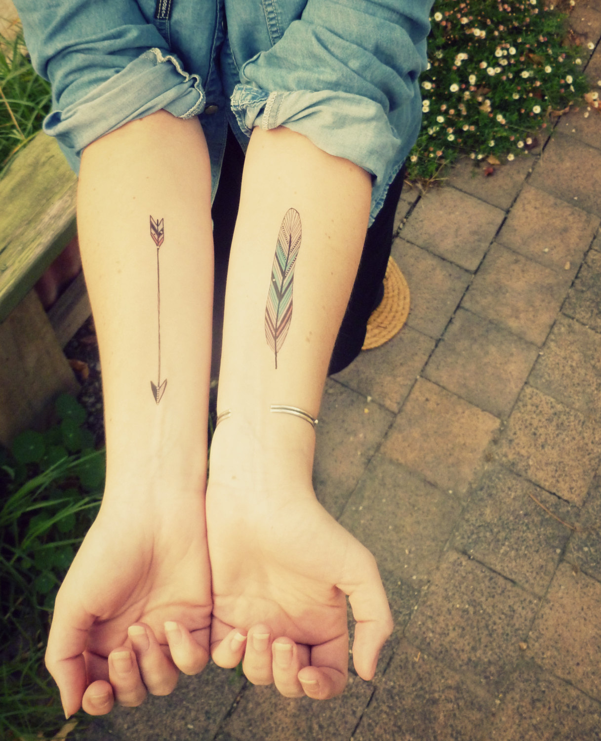 arrow tattoos photo - 33