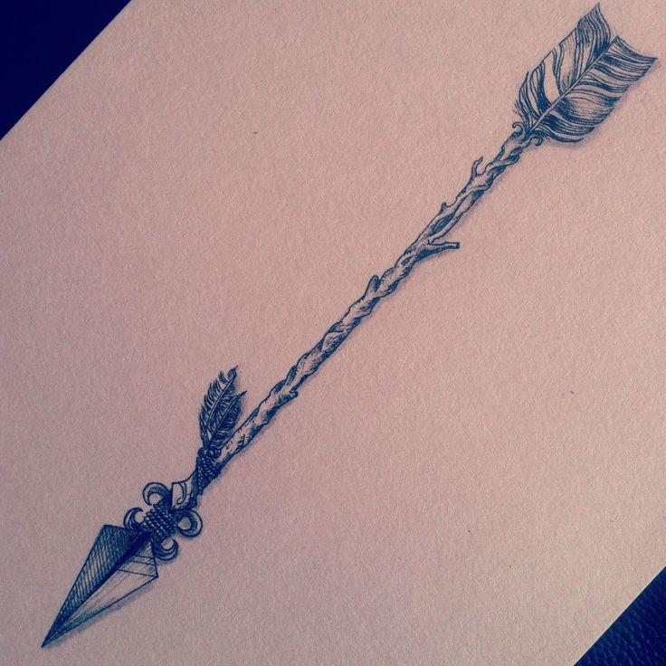 arrow tattoos photo - 35