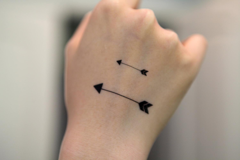 arrow tattoos photo - 4