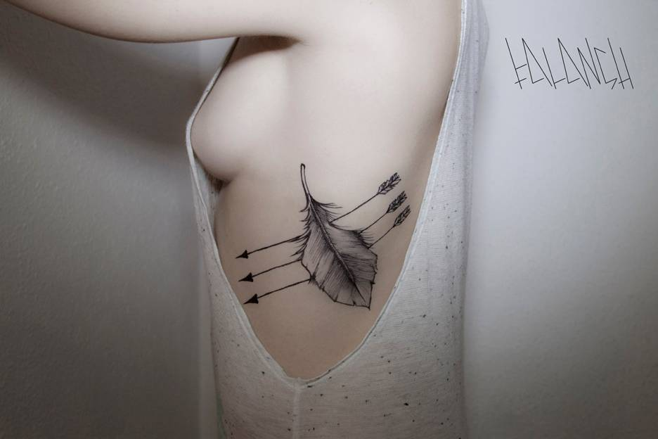 arrow tattoos photo - 8
