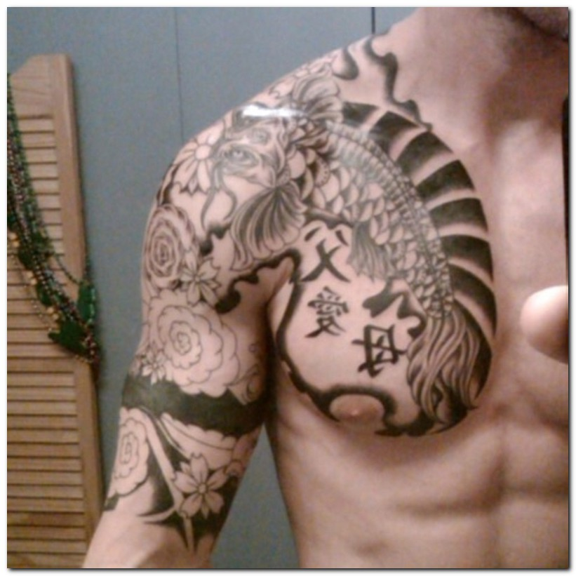 asian tattoos photo - 1
