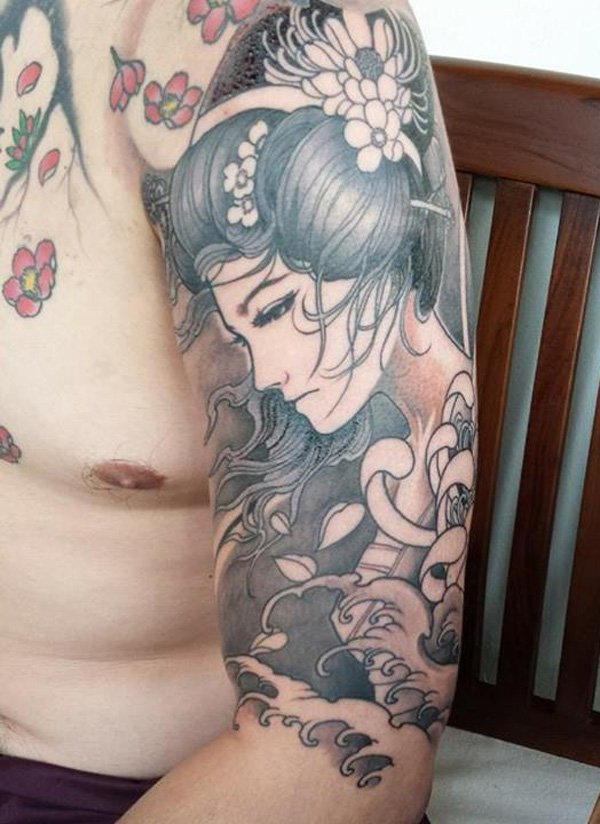 asian tattoos photo - 11