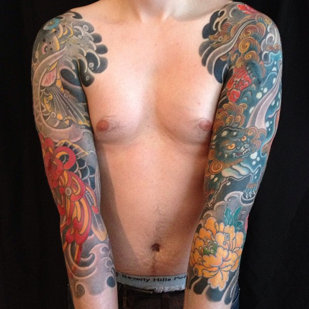 asian tattoos photo - 17