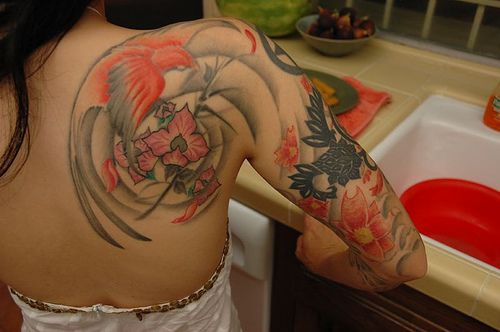 asian tattoos photo - 19