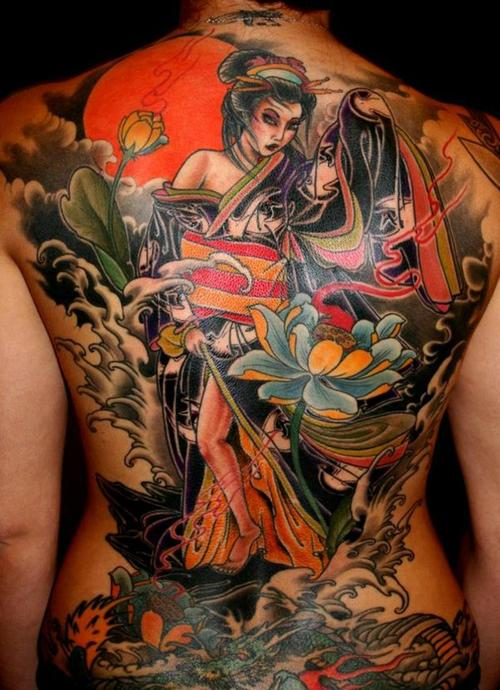 asian tattoos photo - 21