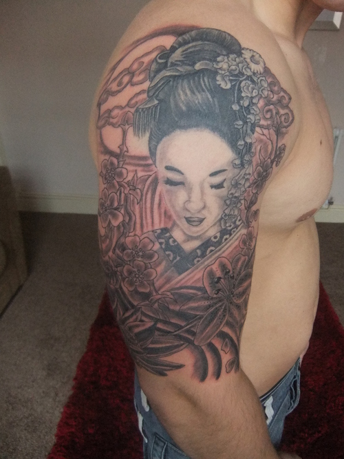 asian tattoos photo - 23