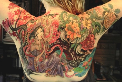 asian tattoos photo - 24