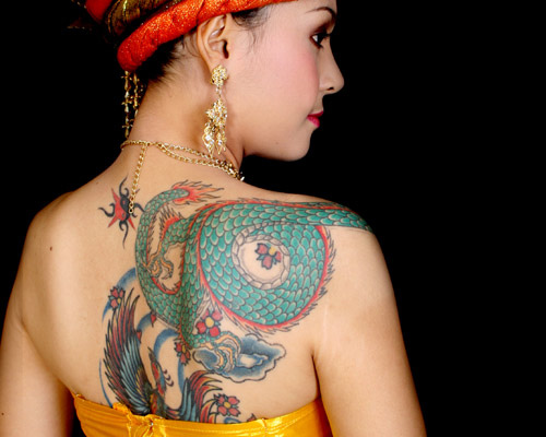 asian tattoos photo - 29