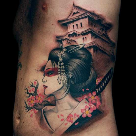 asian tattoos photo - 32