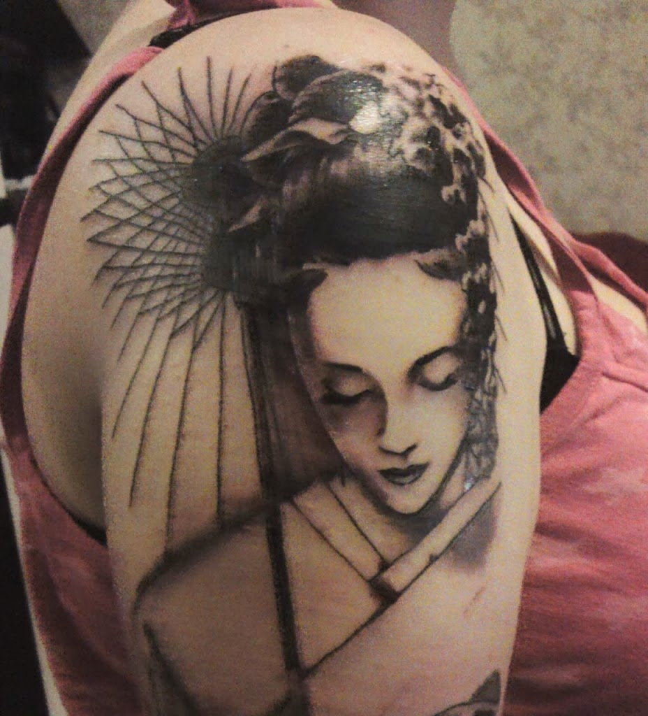 asian tattoos photo - 35
