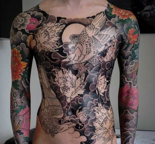 asian tattoos photo - 5