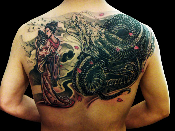 asian tattoos photo - 6