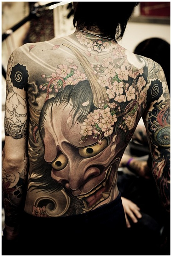 asian tattoos photo - 7
