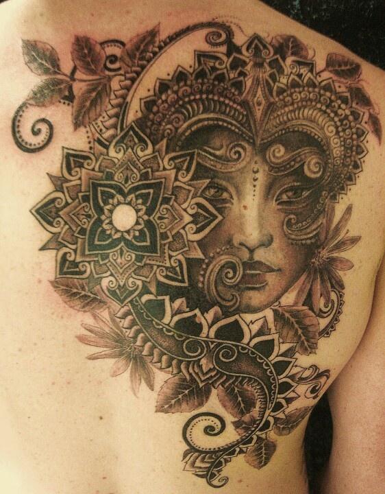 aztec tattoos photo - 22