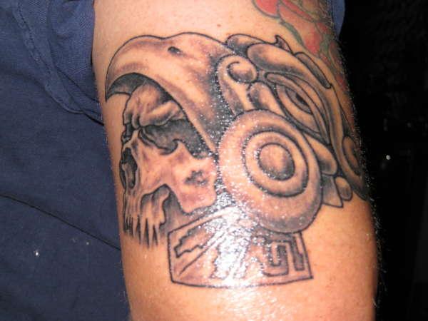 aztec tattoos photo - 26