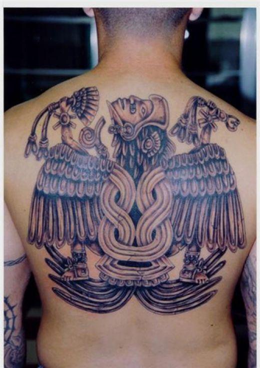 aztec tattoos photo - 27