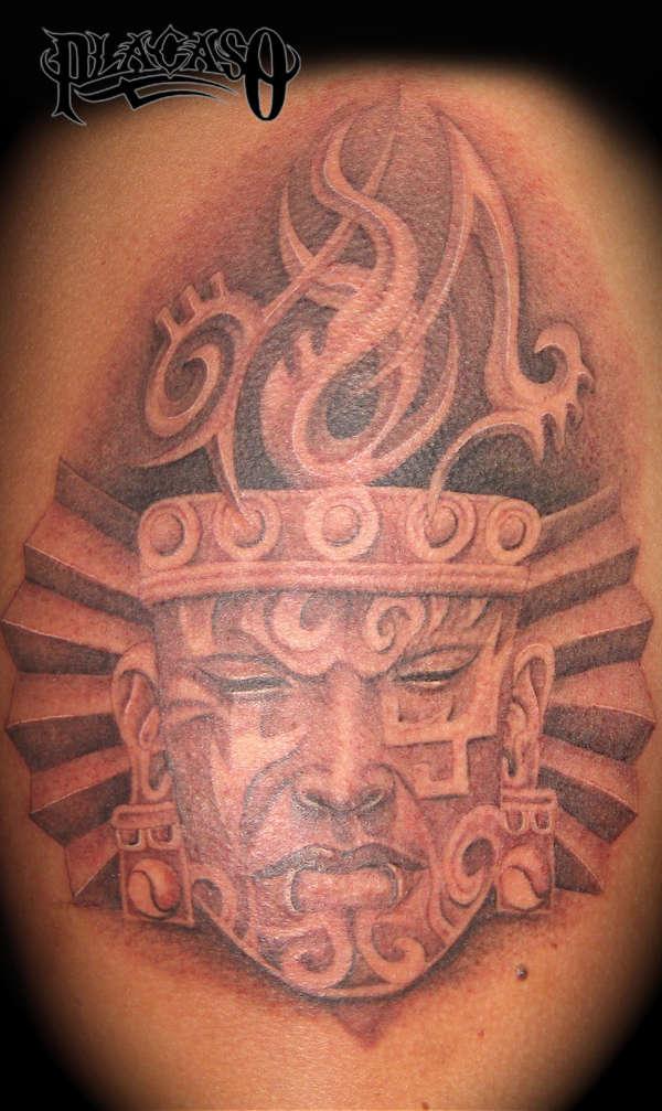 aztec tattoos photo - 37