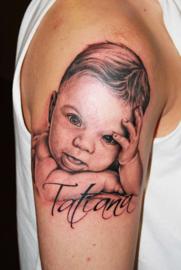 baby tattoos photo - 4