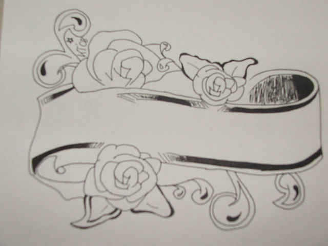 banner tattoos photo - 11