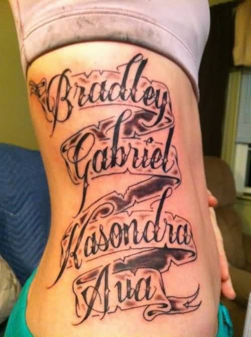 banner tattoos photo - 15