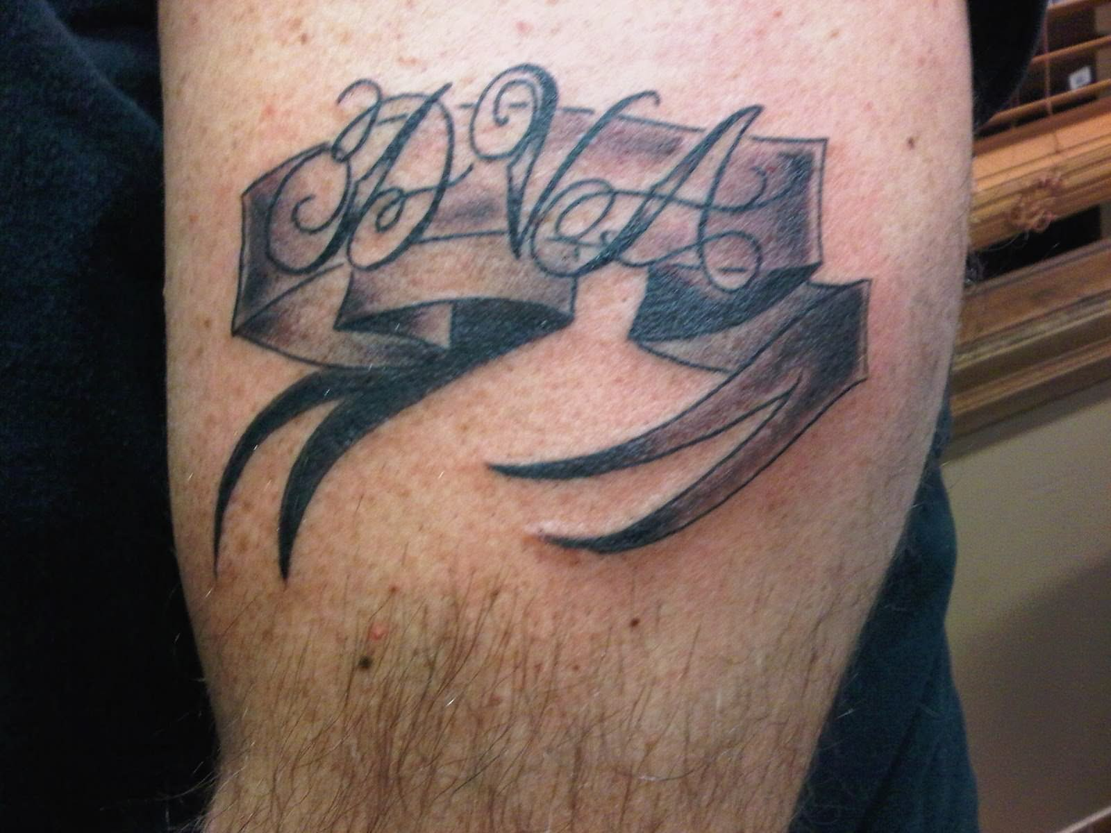 banner tattoos photo - 31
