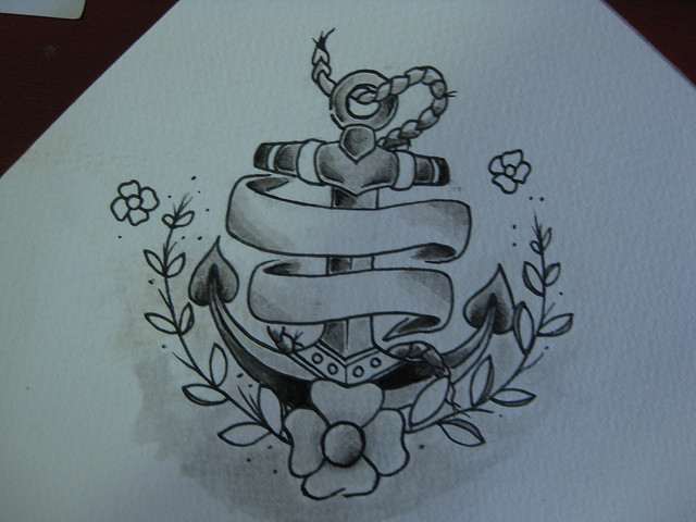 banner tattoos photo - 32