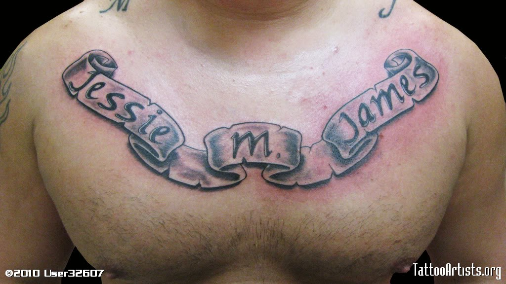 banner tattoos photo - 37