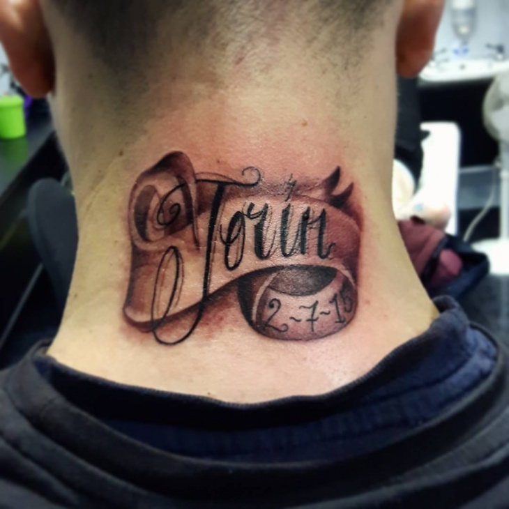 banner tattoos photo - 6