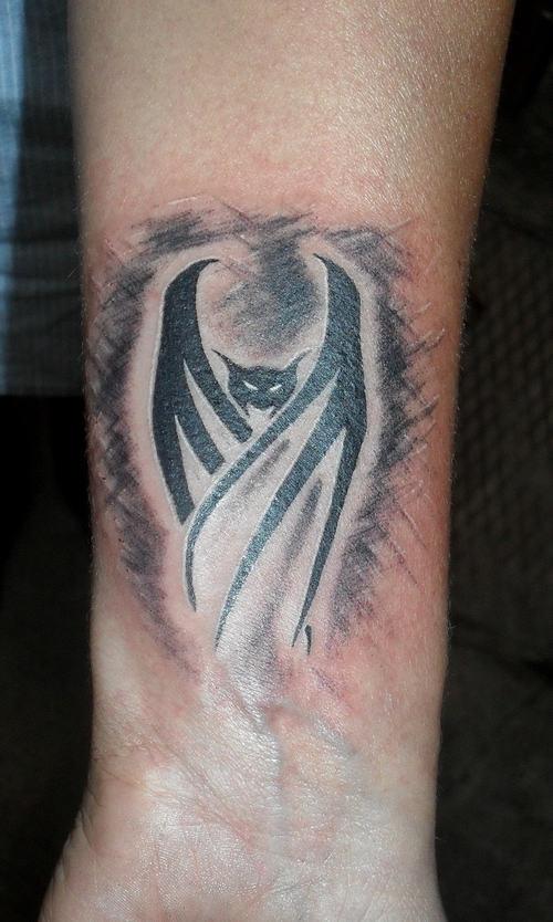 bat tattoos photo - 14