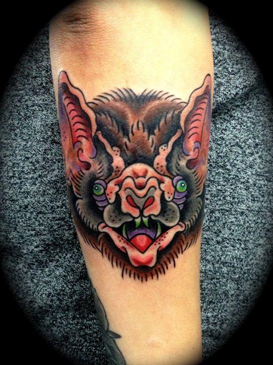 bat tattoos photo - 17