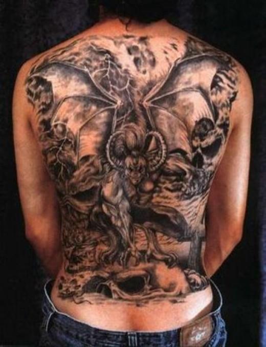 bat tattoos photo - 19