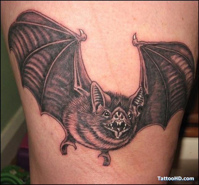 bat tattoos photo - 29