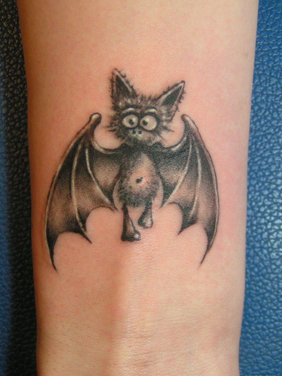bat tattoos photo - 31