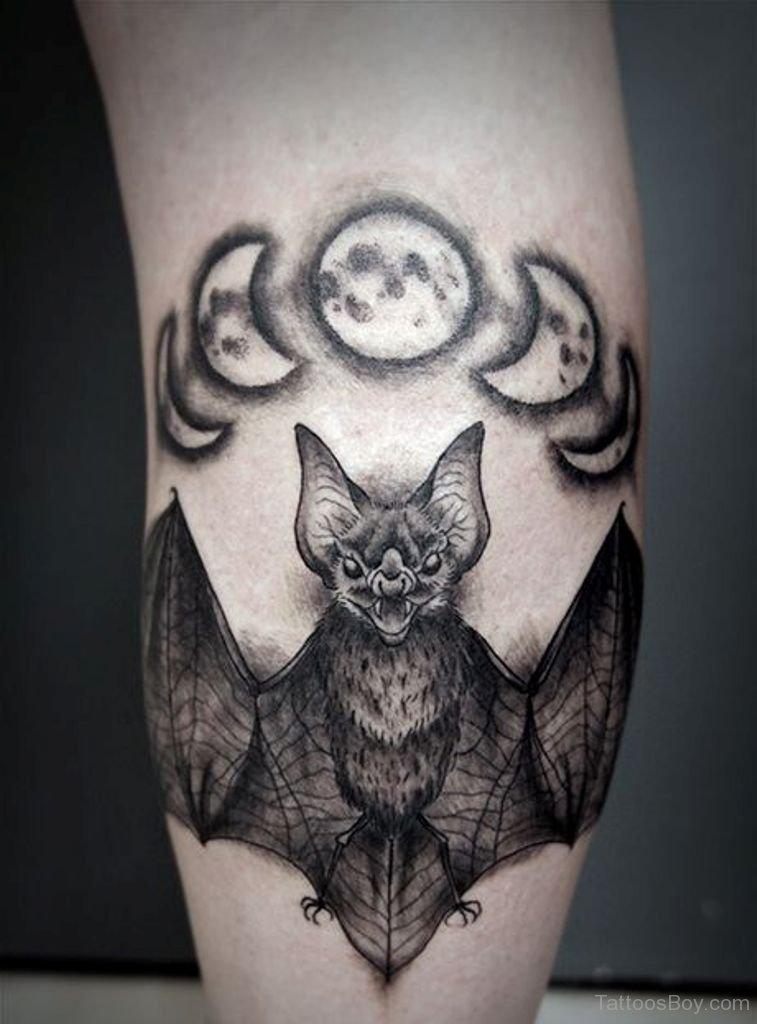 bat tattoos photo - 32