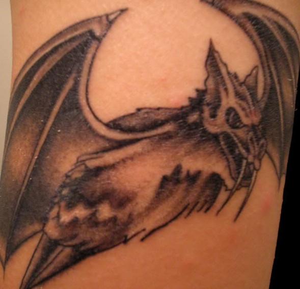 bat tattoos photo - 7