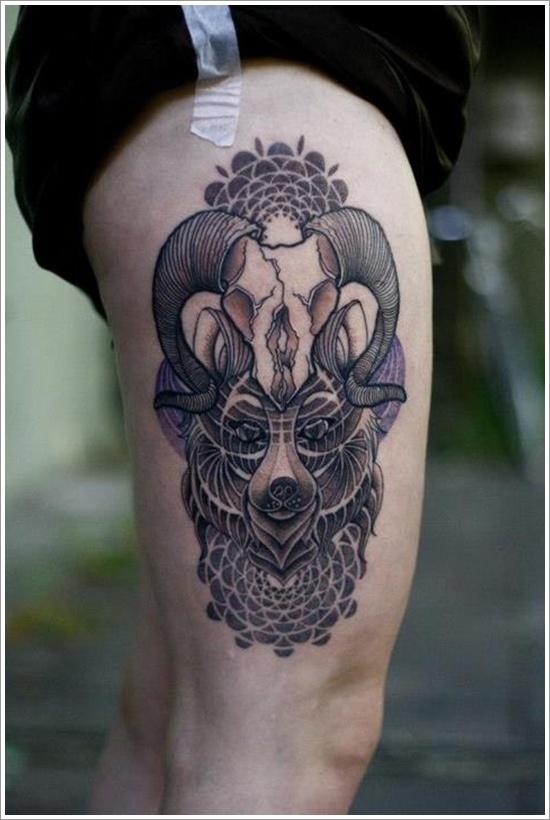 bear tattoos photo - 14
